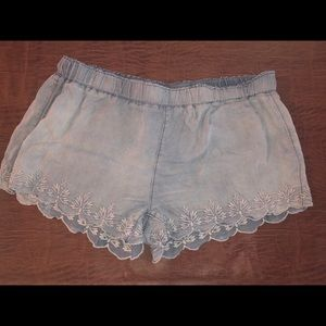 Comfy Flowy Shorts